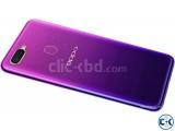 Oppo F9 64GB 1 Year Official Warranty