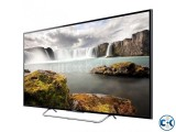 X8500C 65 3D SONY BRAVIASmart 4K TV