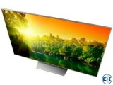 55X8500d Android Smart 4K UHD LED TV Sony