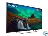 SONY 65 X7000E 4K LED TV