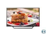 SONY BRAVIA KDL-32W600D - LED Smart TV