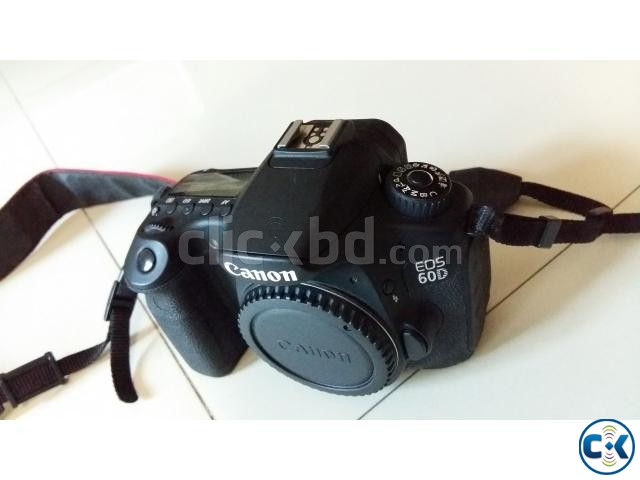 Canon 60D Original with Package Voucher Bag Extra Battery | ClickBD large image 1