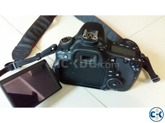 Canon 60D Original with Package Voucher Bag Extra Battery | ClickBD large image 2
