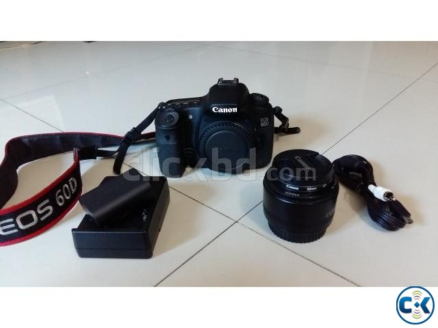 Canon 60D Original with Package Voucher Bag Extra Battery | ClickBD large image 4