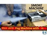 Remote Control smoke machine stage party machine