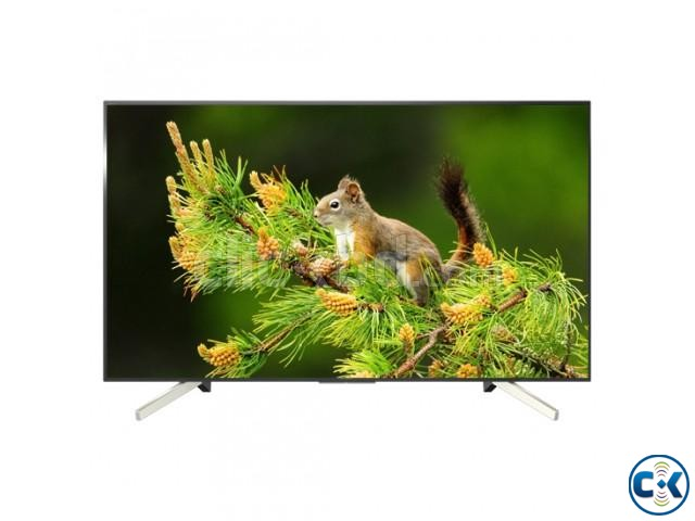 sony Malaysian 4K Android LED 85 X8500F TV | ClickBD large image 1