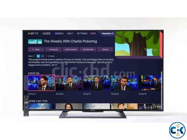 sony New 60 inch 4K smart Led TV | ClickBD large image 1