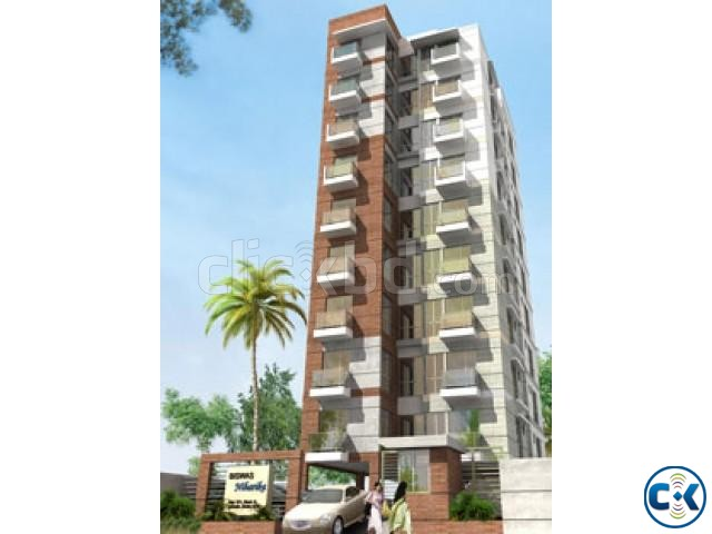 1400 sft. Ready Flat at Mirpur 2 | ClickBD large image 1