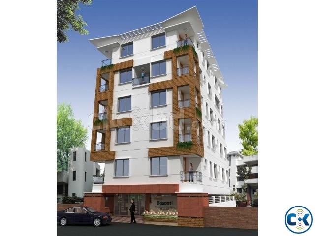 1400 sft. Ready Flat at Mirpur 2 | ClickBD large image 2