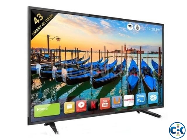 Pilot Vew 43 Inch Smart Android TV | ClickBD large image 0