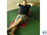 Relax Read Folding Mat with BackRest