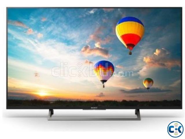 SONY BRAVIA 55 X8000E 4K LED TV   ClickBD large image 0