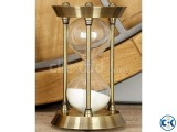 30 Minute Sand Timer Metal Hour Glass