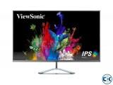 Viewsonic 32 LED IPS Slim 2560x1440 Monitor