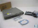 Cisco N3K-C3064PQ-10GX Nexus 3064-X Switch with Dual AC PS