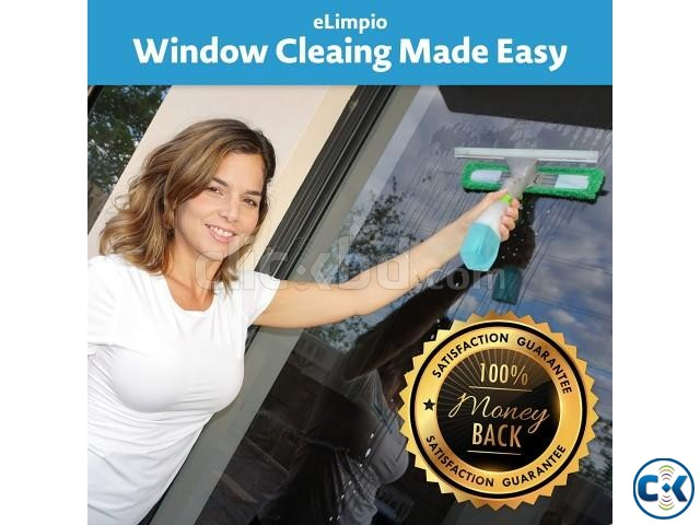 3 in 1 Spray Windows Cleaner Double Side Glass Cleaning | ClickBD large image 0