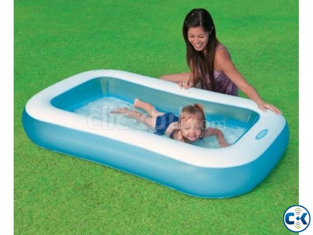 INTEX BATH TUB KIDS SWIMMING POOL | ClickBD large image 0