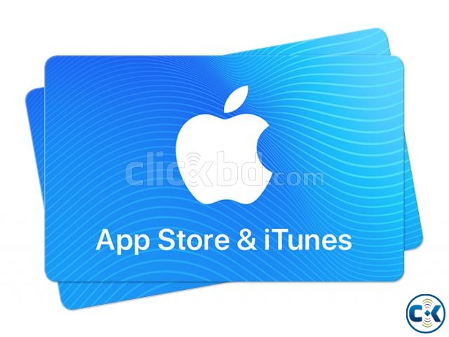 Apple iTunes Gift Card Instant Delivery in Bangladesh | ClickBD large image 0