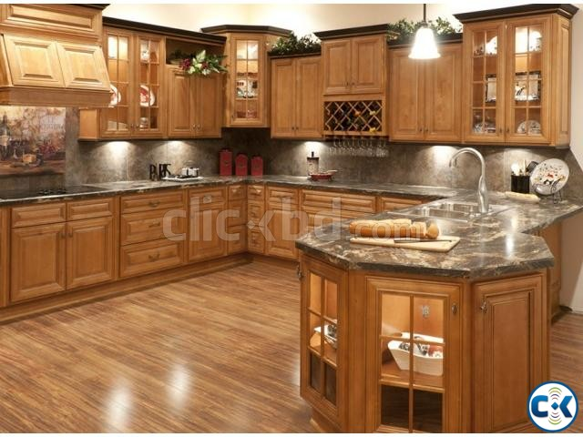 Kitchen Interior Ceiling Interior Design service | ClickBD large image 0