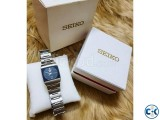 SEIKO 5 Grand Automatic SQUARE SHAPE Full Boxed JAPAN