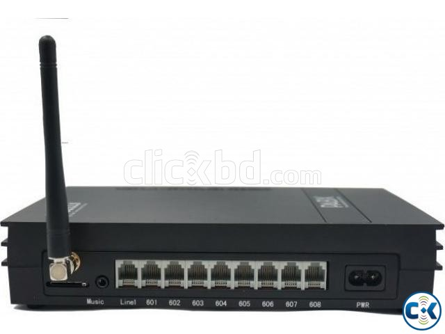SIM supported PABX Intercom System | ClickBD large image 1