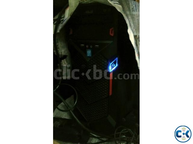 Core i5 quad core full set personal gaming desktop computer | ClickBD large image 1