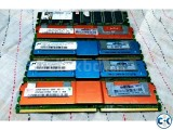 DDR2 original HP ram 512MB