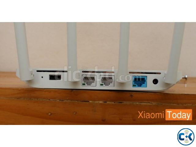 Mi 4C Wireless Router 2.4GHz Original Xiaomi 300Mbps | ClickBD large image 3