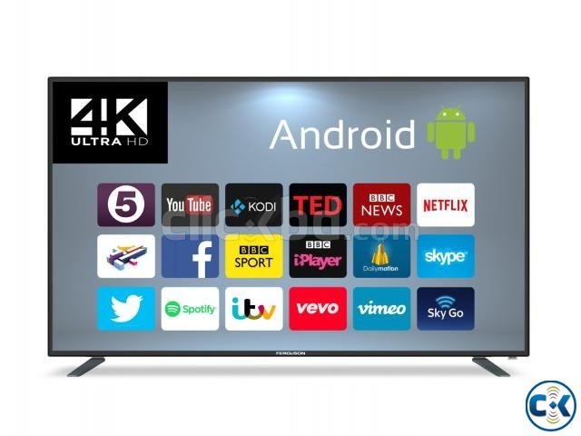 FULL HD VEZIO 40 Android Smart LED TV | ClickBD large image 0