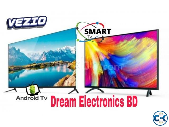 FULL HD VEZIO 40 Android Smart LED TV | ClickBD large image 1