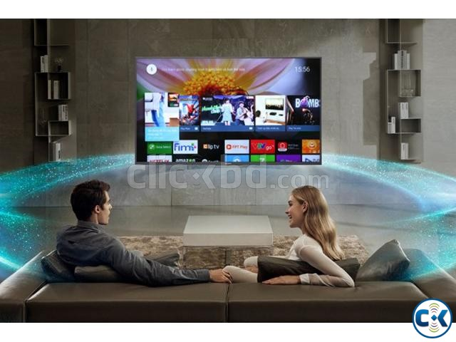Sony Android 55 X7500F 4K HDR TV | ClickBD large image 2