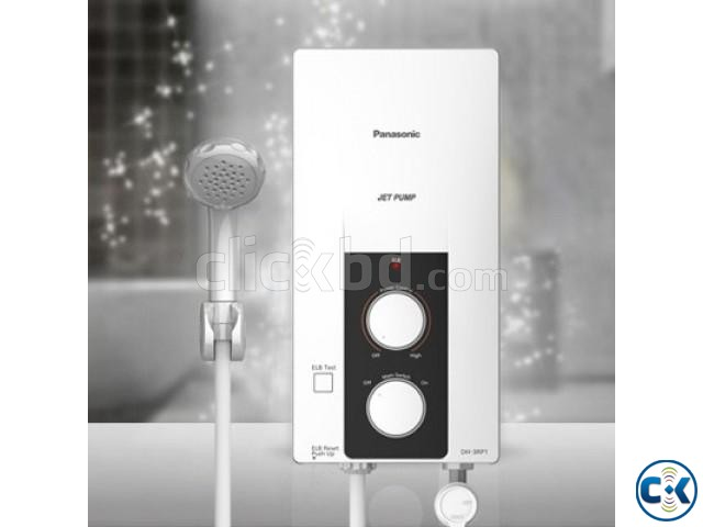 Panasonic DH-3RL1MW Electric Power Instant Water Heater | ClickBD large image 1