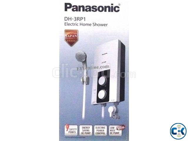 Panasonic DH-3RL1MW Electric Power Instant Water Heater | ClickBD large image 3