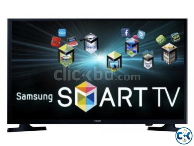 Samsung 32 HD Flat Smart TV J4303 | ClickBD large image 0