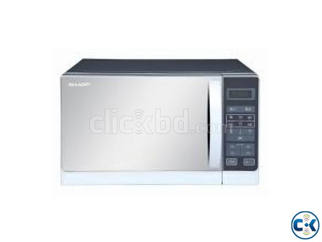 Sharp R-20MT 20-Liter 800W Microwave Oven | ClickBD large image 0