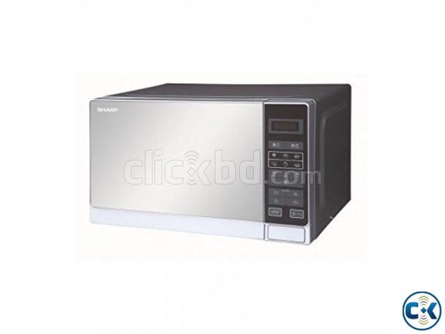Sharp R-20MT 20-Liter 800W Microwave Oven | ClickBD large image 1