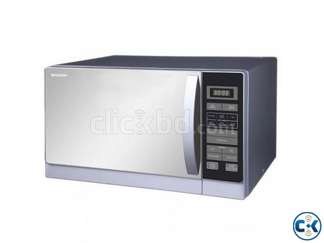 Sharp Microwave Oven R-72A1 Grill  | ClickBD large image 0