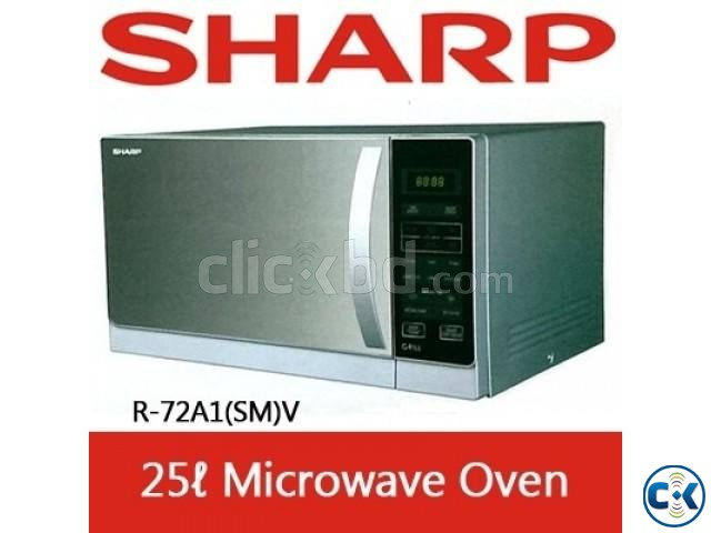 Sharp Microwave Oven R-72A1 Grill  | ClickBD large image 1