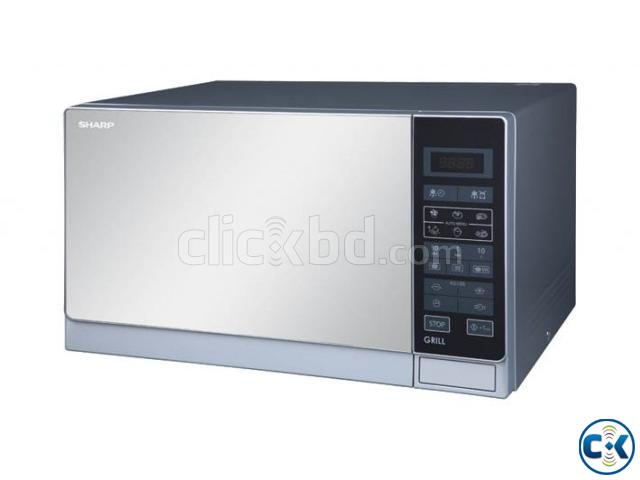Sharp R-75MT S Microwave Oven Grill | ClickBD large image 1