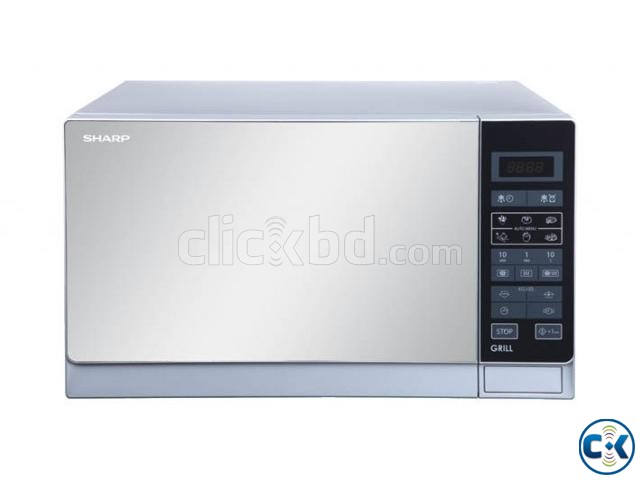 Sharp R-75MT S Microwave Oven Grill | ClickBD large image 2