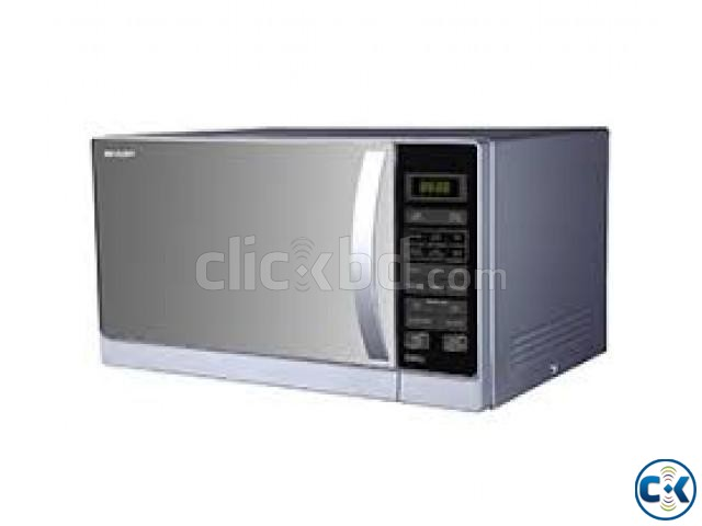 Sharp Grill Microwave Oven R72A1 25 Liter | ClickBD large image 0