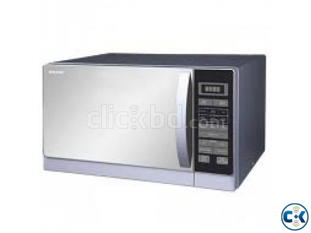 Sharp Grill Microwave Oven R72A1 25 Liter | ClickBD large image 1