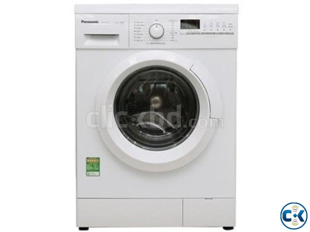 Panasonic 7kg Front Load Washing Machine | ClickBD large image 0