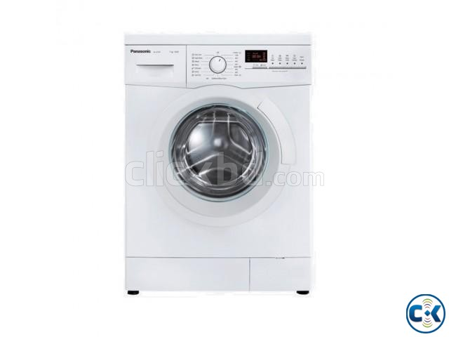 Panasonic 7kg Front Load Washing Machine | ClickBD large image 1