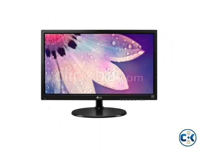 LG 19M38A 18.5 Inch Split Screen Flicker Safe HD Monitor | ClickBD large image 0