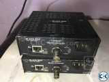USED Black Box LMC009A-R4 compact media convertor