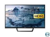 SONY W652D 48 FULL HD SMART LEDTV