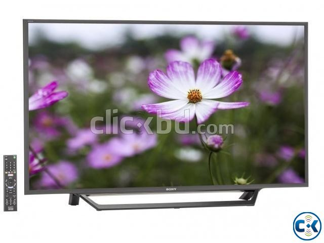 SONY W652D 48 FULL HD SMART LEDTV | ClickBD large image 1