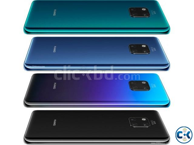 One Year Official Warranty Huawei Mate 20 Pro 128GB | ClickBD large image 0
