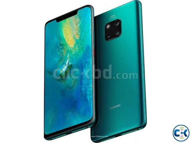 One Year Official Warranty Huawei Mate 20 Pro 128GB | ClickBD large image 1